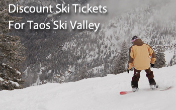 taos ski resort discount ski tickets and by owner lodging
